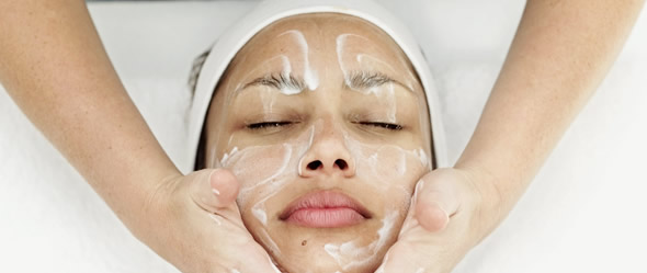skin care beauty masks