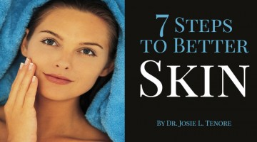 Seven Steps to Better Skin