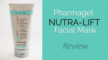 Pharmagel Nutra-Lift Facial Mask Review