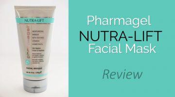 Pharmagel Nutra-Lift Facial Mask Review